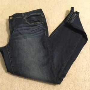 American Eagle Outfitters jegging Stretch Jeans 12